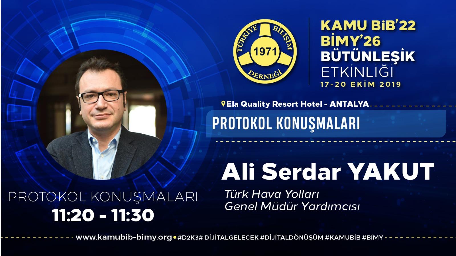 Ali Serdar YAKUT - KamuBİB'22 BİMY'26