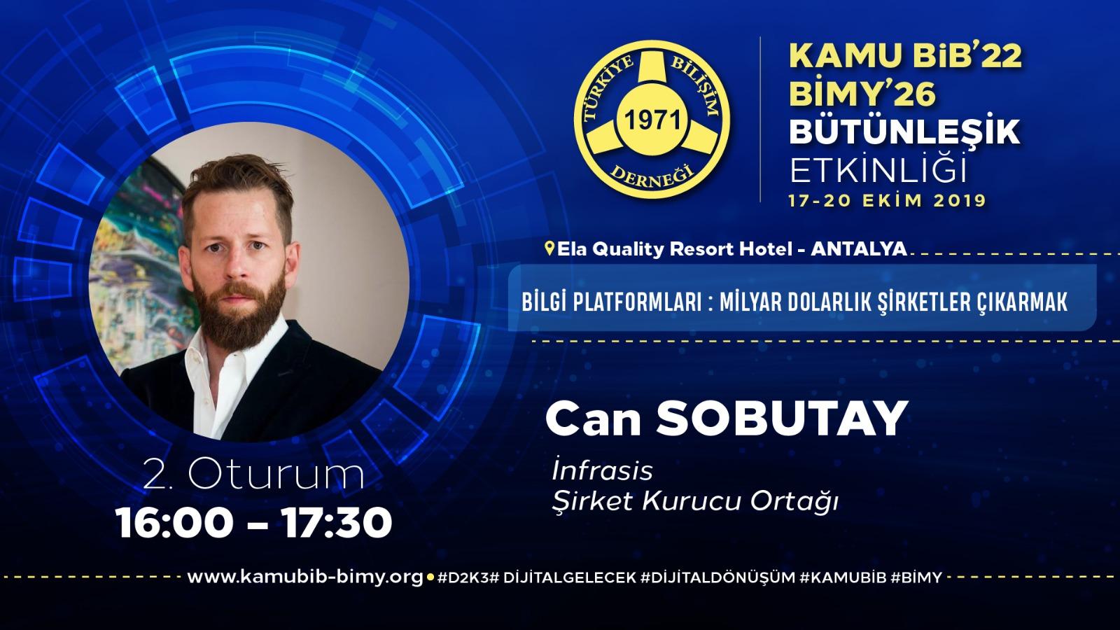 Can SOBUTAY - KamuBİB'22 BİMY'26