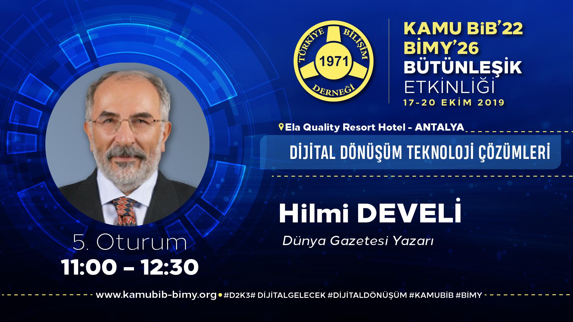 Hilmi DEVELİ - KamuBİB'22 BİMY'26